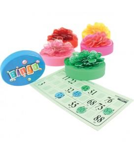 Disco magnetico Bingo con 100 coprinumero